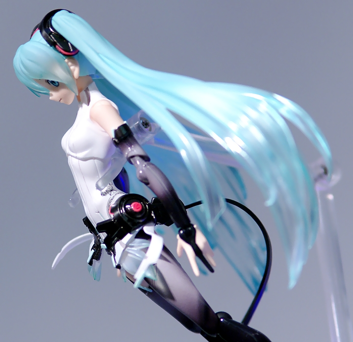 【WF2011冬】【Max Factory】初音未来 Append 1/8 PVC Figure  figma - hyde -     囧HYDE囧の御宅部屋